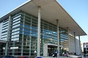 Charles W. Eisemann Center for Performing Arts - Image: Eisemann Center 1