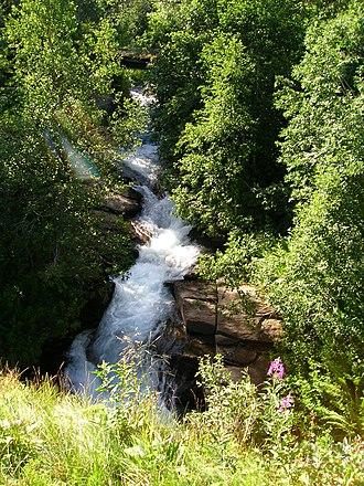 Eiterå - Image: Eiterå river B