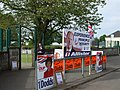 Election day, Omagh - geograph.org.uk - 1339570.jpg