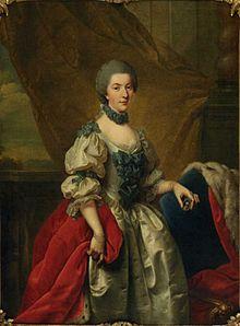 Die erste Ehefrau: Elisabeth Christine Ulrike von Braunschweig-Wolfenbüttel (Quelle: Wikimedia)