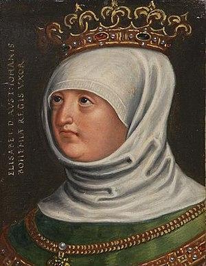 Frederick the Fair - Elizabeth, Frederick's Daughter by Anton Boys