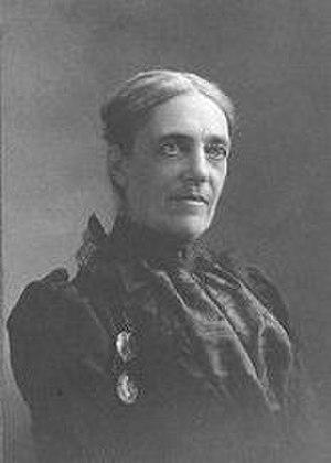 Kobe College - Eliza Talcott (May 22, 1836-November 1, 1911)