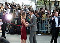 Emily Blunt and John Kraskinski at the premiere of Looper, Toronto Film Festival 2012 (8001823439).jpg