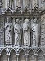 Emperor and Saint Denis Notre Dame Paris.jpg