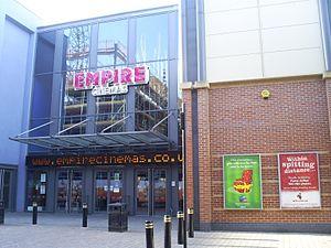 Empire Cinemas - Empire Cinemas Sunderland, Sunniside Entertainment Complex