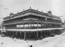 Empire Hotel Circa 1934