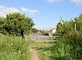 End of the bridleway known as Ingsfield lane. - geograph.org.uk - 535241.jpg