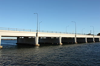 Kyeemagh - Image: Endeavour Bridge Cooks River