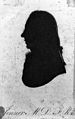 Engraving; silhouette bust of E. Jenner Wellcome M0004455.jpg