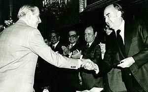 Enrique del Moral - Image: Enrique del Moral Lopez Portillo