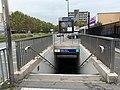 Entrée Station Métro Bobigny Pantin Raymond Queneau Bobigny 3.jpg