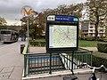 Entrée Station Métro Pont Sèvres Boulogne Billancourt 4.jpg