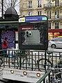 Entrée Station Métro St Ambroise Paris 6.jpg