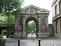 Entrance to the Botanic Gardens - geograph.org.uk - 1417078.jpg