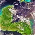 Envisat image of Central America ESA238704.tiff