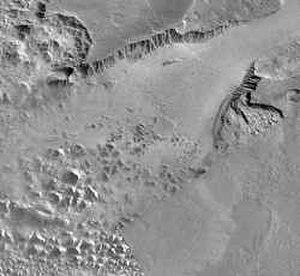 Eos Chasma - Image: Eos Chasma