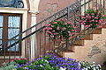 Epcot-Flowers and Staircase (2433538367).jpg