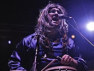 Eric Wareheim - Wareheim performing in October 2009