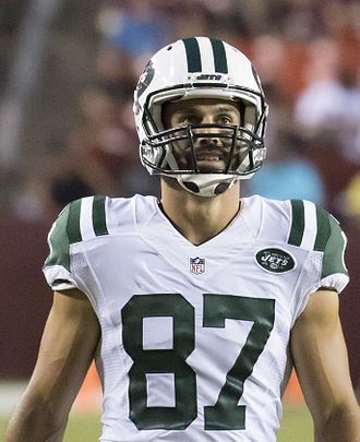 Eric Decker - Decker with the Jets in 2016