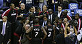 Erik Spoelstra and Heat players huddle.jpg