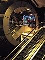 Escalators, Charing Cross Station - geograph.org.uk - 665984.jpg