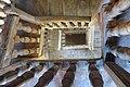 Escalier dans les combles du château de Maisons.jpg