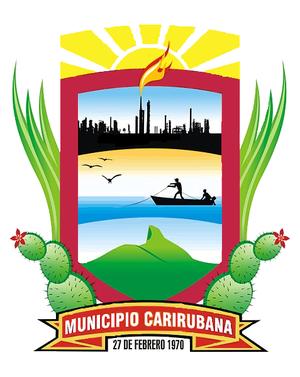 Punto Fijo - Image: Escudo Carirubana Falcon