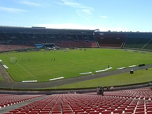 1995 South American Women's Football Championship - Image: Estádio Parque do Sabiá