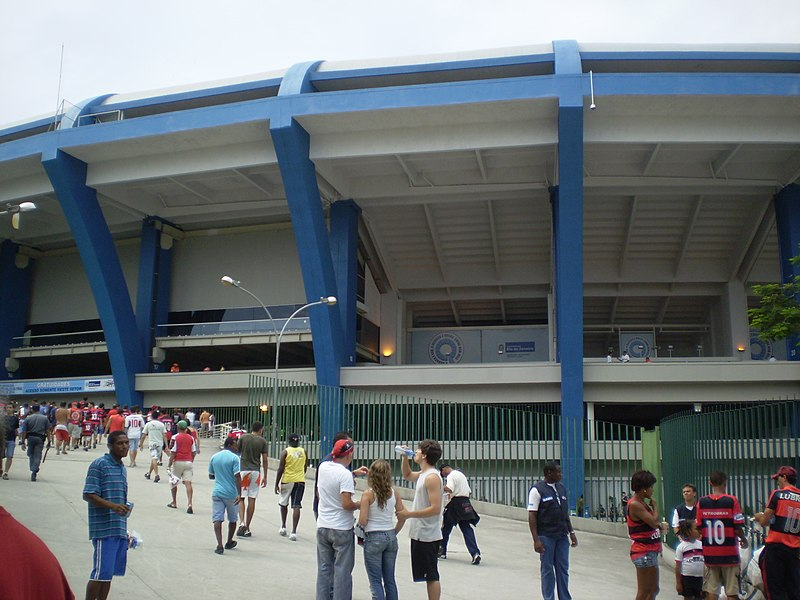Archivo:Estádio do Maracanã structure.jpg