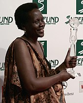 Esther Mujawayo-Keiner, Women's World Awards 2009 b.jpg
