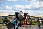 Estonian Aviation Museum, presentation of MiG-25.jpg