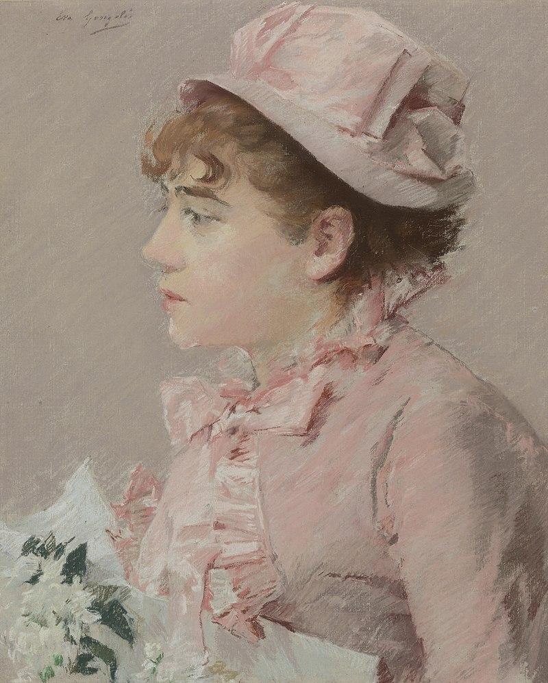 Ева Гонсалес - La Demoiselle d'honneur.jpg