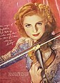 Evelyn and her Magic Violin - Maybelline, 1945.jpg