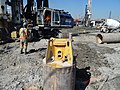 Excavating at the NW corner of Sherbourne and Queen's Quay, 2015 09 23 (59).JPG - panoramio.jpg