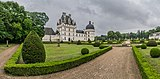 Exterior of the Castle of Valencay 32.jpg