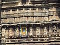 Exterior wall carvings at Shree Mahalaxmi temple, kolhapur.jpg