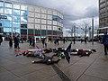 Extinction Rebellion Die-in at the Alexanderplatz 09-02-2019 08.jpg