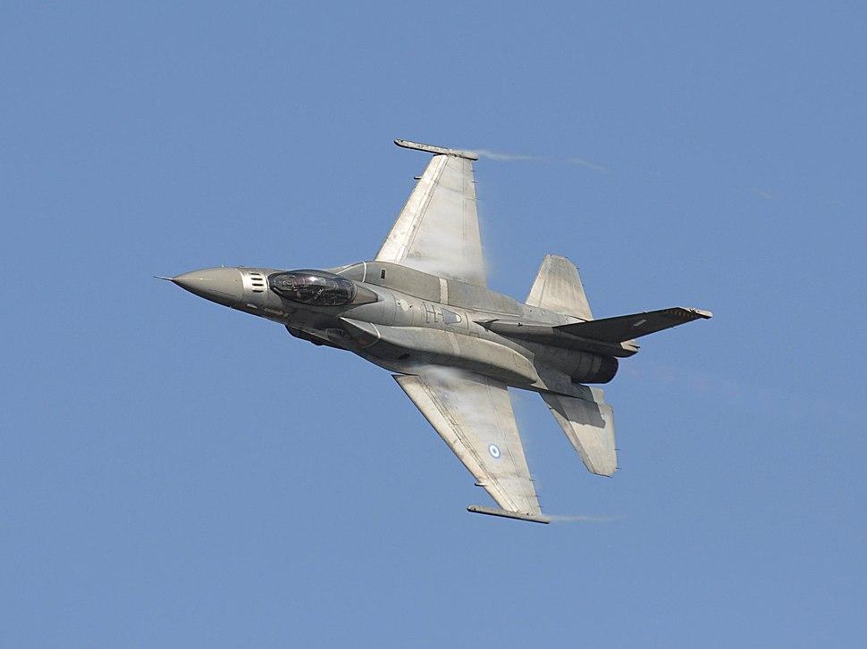 F-16C block 52+ fighter jet, Hellenic Air Force (November 2010)