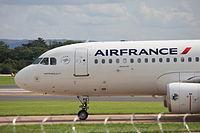 F-HEPE - A320 - Air France
