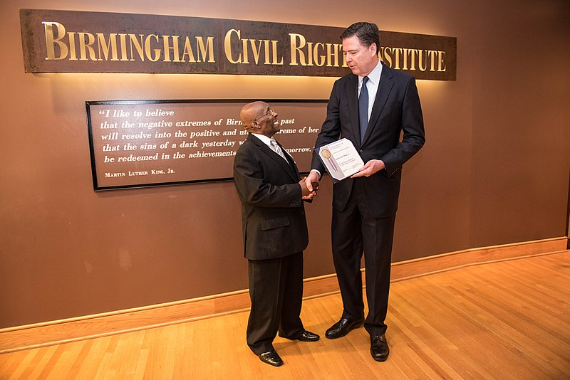 FBI Director Attends Civil Rights and Law Enforcement Conference (27252080745).jpg