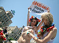 FEMEN Annual protest against regular summer hot water switch off-4.jpg