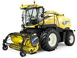 New Holland Self Propelled Forage Harvester FR9000