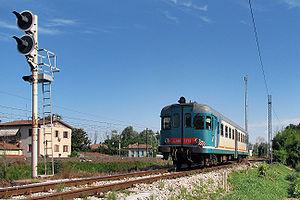 FS Class ALn 668 - Image: FS TI A Ln 668.1713 Rovigo 070623