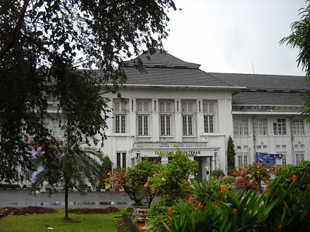 University of Indonesia Faculty of Medicine campus at Salemba