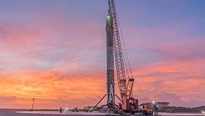 Falcon 9 booster B1019