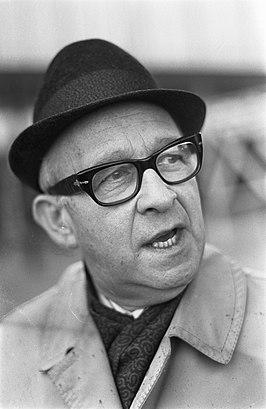 Alexander Pola in 1968