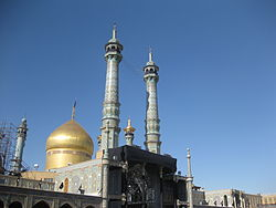 Fatimah Ma'sumah Shrine Qom 02.jpg