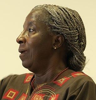 Fatou Sow (sociologist) Senegalese feminist sociologist