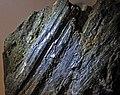 Fault slickensides (Biwabik Iron-Formation, Paleoproterozoic, ~1.878 Ga; Thunderbird Mine, Mesabi Iron Range, Minnesota, USA) 5 (31518775771).jpg