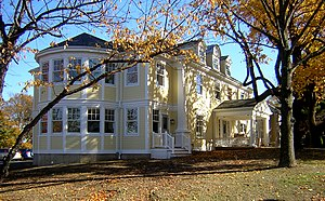 Faxon House - Image: Faxon House Quincy MA 01